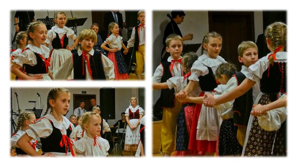 Vydařené předtančení na plese města Červený Kostelec i v Horní Radechové