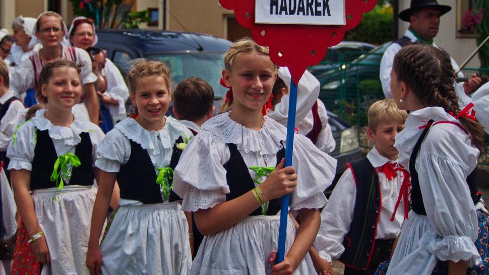 Náročný víkend plný folkloru v Lázních Bělohrad
